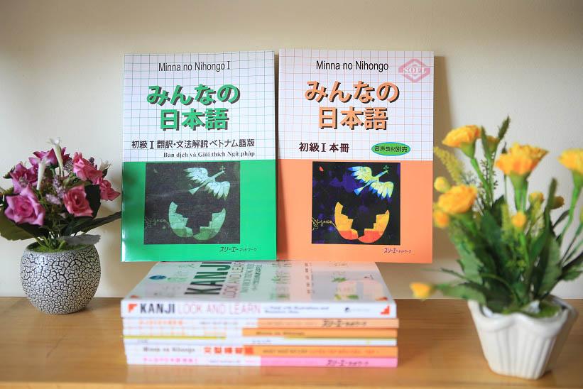 Giáo trình học tiếng Nhật sơ cấp