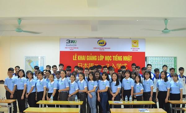 Trung tâm đào tạo tiếng Nhật 3Q Thanh Hóa