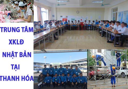 trung tâm xuất khẩu lao động Nhật Bản tại Thanh Hóa